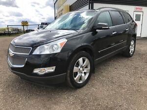 2009 Chevrolet Traverse LTZ AWD NAV DVD 7pass Sale $14800!