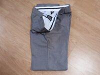 Men's smart Topman trousers