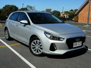 2017 Hyundai i30 PD MY18 Go Silver 6 Speed Sports Automatic Hatchback Chermside Brisbane North East Preview