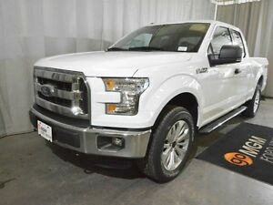 2016 Ford F-150 XLT 4x4 SuperCab Styleside 6.5 ft. box 145 in. W