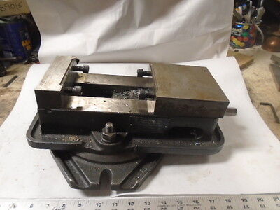 Machinist Tools Lathe Mill Machinist 4 Kurt Milling Vise On Swivel Base