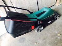 Bosch Rotak 340er lawnmower