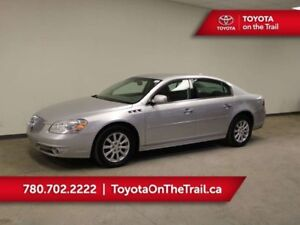2011 Buick Lucerne CXL; LOW KM!! CAR STARTER, BLUETOOTH, HEATED
