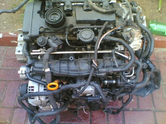 GOLF 5 GTI ENGINE