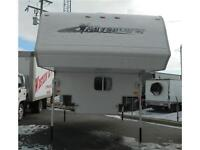 TRUCK CAMPER WITH ALL THE EXTRAS!!!  2007 ADVENTURER 90FWS