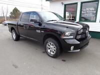 2013 Ram 1500 Sport HEMI & LOADED for only $242 bi-weekly!