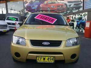 2005 Ford Territory SX TX (RWD) Gold 4 Speed Auto Seq Sportshift Wagon Greenacre Bankstown Area Preview