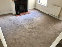 4 luxurious carpets (beige colour) + underlay