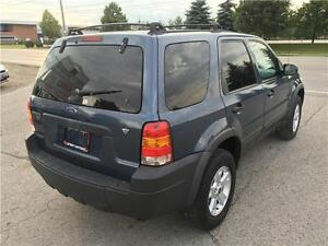 2005 Ford Escape XLT! Keyless Entry! A/C! Sunroof! Rust Proofed! London Ontario image 4