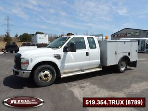 2008 Ford F-350 XL SD EXT Low Body Utility