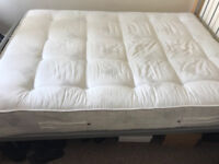 King size mattress, excellent condition