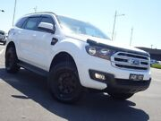 2017 Ford Everest UA Ambiente RWD White 6 Speed Sports Automatic Wagon Strathmore Heights Moonee Valley Preview