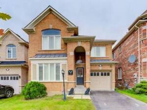 3+1 BR 3 WR DETACHED HOUSE IN AJAX FOR RENT $2300