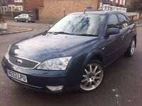 **Ford Mondeo 2.0 Ghia X 5dr**RECENT SERVICE AND MOT** 2 OWNERS, LOW MILEAGE**