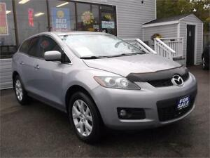 2008 MAZDA CX-7 GT AWD * SUNROOF * LEATHER INTERIOR * LOADED *