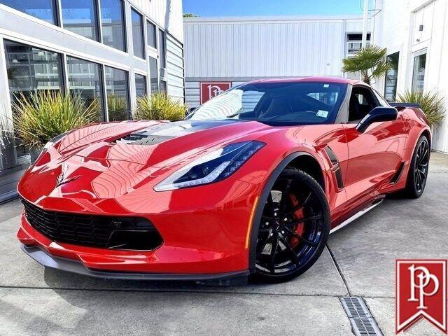 2019 Red Chevrolet Corvette Grand Sport 2LT | C7 Corvette Photo 1
