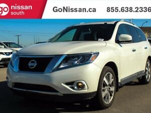 2015 Nissan Pathfinder NAVIGATION, DVD HEADRESTS, HEATED AND COO