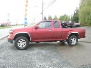 2011 Chevrolet Colorado LT 4X4 Ext Cab