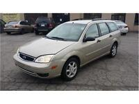 2006 FORD FOCUS WAGON SAFETY ETESTED