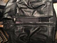 RST Leather Bike Jacket