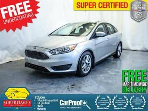 2016 Ford Focus SE *Warranty* $114.66 Bi-Weekly OAC