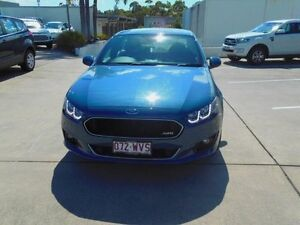 2015 Ford Falcon FG X XR6 Blue 6 Speed Sports Automatic Sedan Noosaville Noosa Area Preview