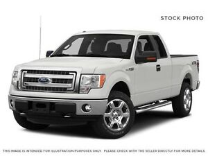 "2014 Ford F-150 2WD SuperCab 145"" XL"