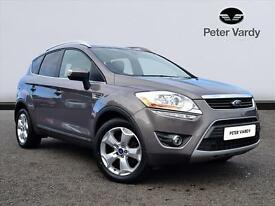 2011 FORD KUGA DIESEL ESTATE