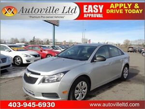 2013 Chevrolet Cruze LS Automatic Bluetooth