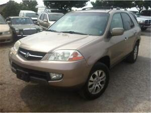 2003 Acura MDX Sport, AWD, Fully loaded, keyless entry, leather