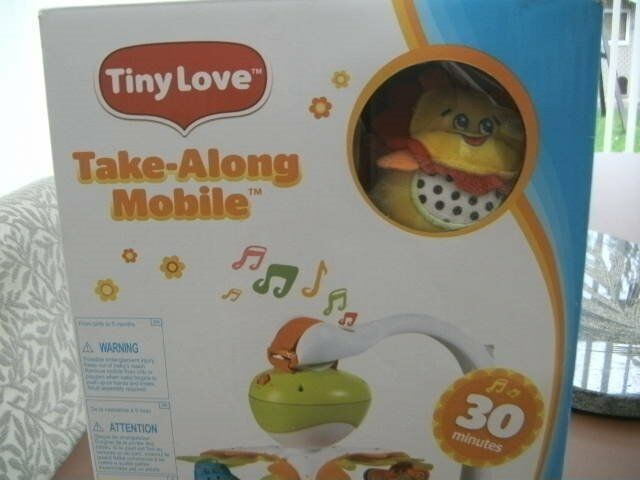 tiny love take along moble
