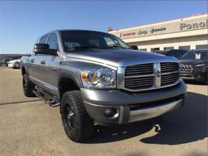 2009 Ram 2500 Power Sunroof, Diesel