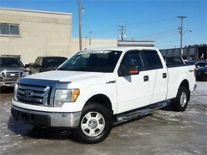 2009 Ford F-150 XLT/4 PORTES/4X4/MAGS/AC/CRUISE/GROUPE ELEC