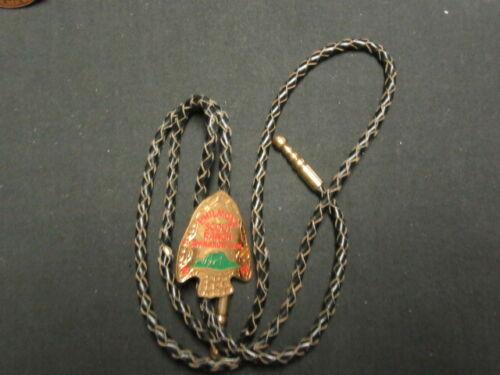Philmont Scout Ranch Bolo Tie   c76