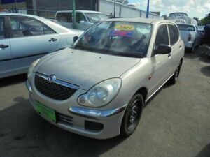 2003 Daihatsu Sirion M100 Gold 4 Speed Automatic Hatchback Punchbowl Canterbury Area Preview