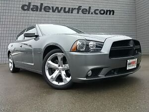 2012 Dodge Charger R/T | V8 HEMI | LEATHER HEATED SEATS | 20 CHR