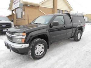 "2006 CHEVROLET Colorado LS Z71 Extended Cab 3.5L ""AS IS"" Special"