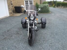 Virago 750 Trike, Well looked after. Great condition.
