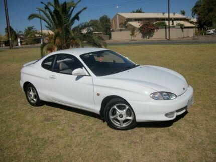 1997 Hyundai Coupe Fx 5 Speed Manual Coupe Alberton Port Adelaide Area Preview