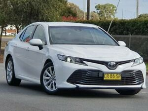 2018 Toyota Camry ASV70R Ascent White 6 Speed Sports Automatic Sedan Wodonga Wodonga Area Preview
