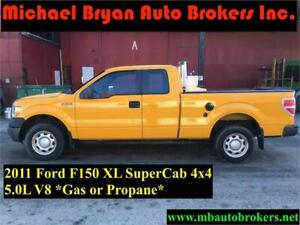 2011 FORD F150 XL SUPERCAB **4X4** ONLY 182K *GREAT PRICE*