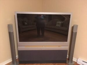 52-INCH TV