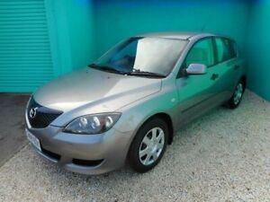 2005 Mazda 3 BK Neo Silver 4 Speed Auto Activematic Hatchback Christies Beach Morphett Vale Area Preview