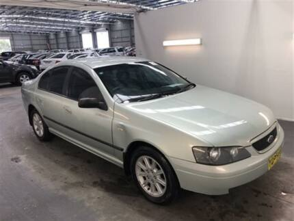 2008 Ford Falcon BF MkII XT (LPG) Green 4 Speed Auto Seq Sportshift Sedan