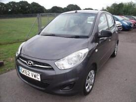 HYUNDAI I10 CLASSIC - FSH - CHEAP TAX - LOW MILEAGE - Grey Manual Petrol, 2012