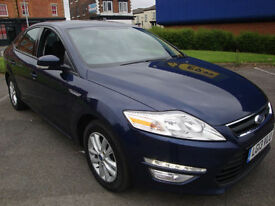 13 FORD MONDEO 2.0TDCi ( 140ps ) ZETEC//CRUISE //CLIMATE//