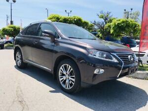 2013 Lexus RX 350 DVD EXECUTIVE PACKAGE
