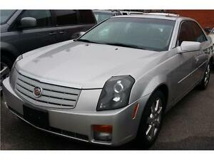 2007 Cadillac Cts V6 ACCIDNET FREE MUST B SEEN WE FINANCE EVERY1