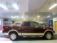 2008 Ford F-150 King Ranch 4x4 Lariat Certified 100% Credit Appr