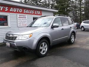 2010 Subaru Forester Outdoor Edition AWD